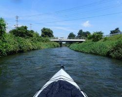 万水川 しろがね橋