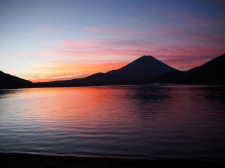 2015/10/04 富士山朝焼け