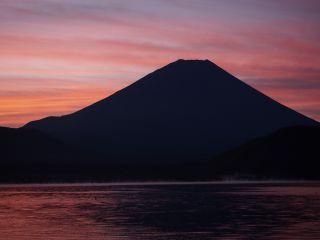 2015/10/04 富士山朝焼け2