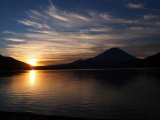 2015/10/04 富士山日の出