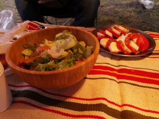 Eさんの夕食
